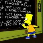 simpson-scuola